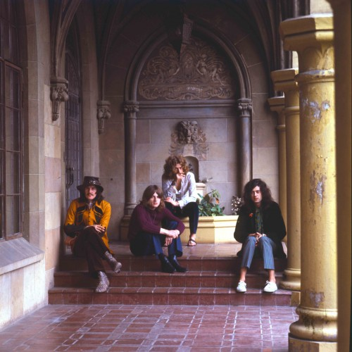 Led Zeppelin: Atmosphere at the Chateau Marmont