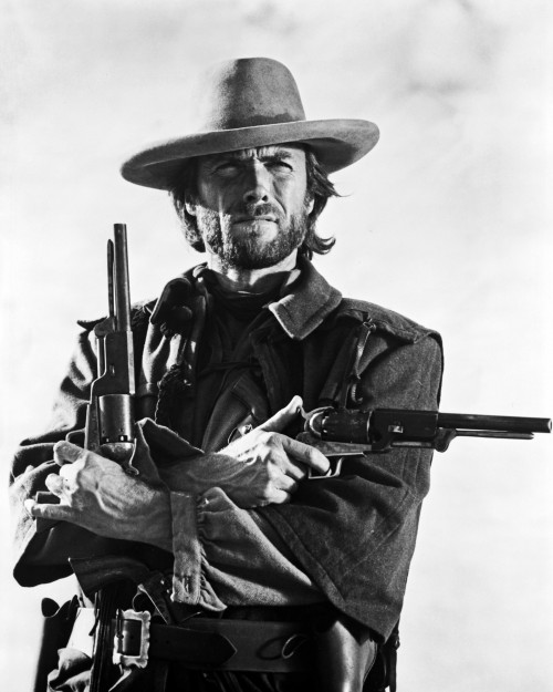"""Clint Eastwood in """"The Outlaw Josey Wales"""""""