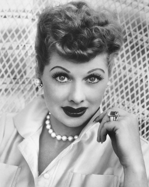 """Lucille Ball, """"I Love Lucy"""""""