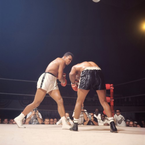 Cassius Clay vs. Floyd Patterson