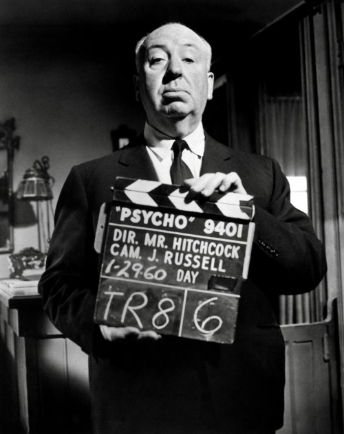 """Alfred Hitchcock """"Psycho"""""""
