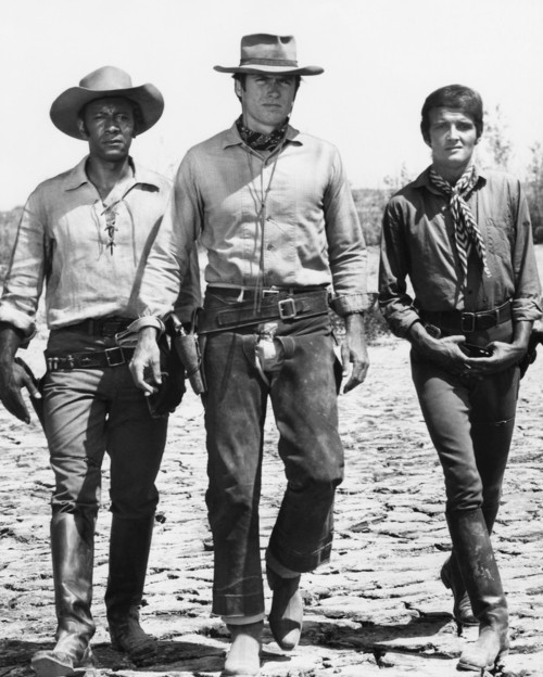 """Cast of """"Rawhide"""""""