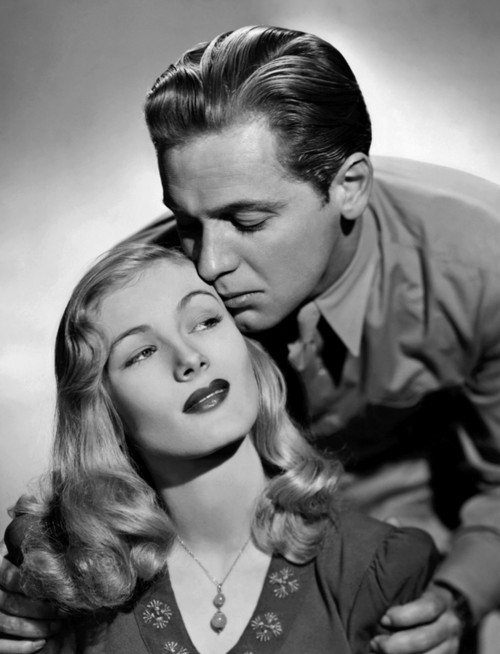 """William Holden and Veronica Lake, """"I Wanted Wings"""""""