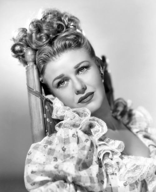 """Ginger Rogers  """"Magnificent Doll"""""""
