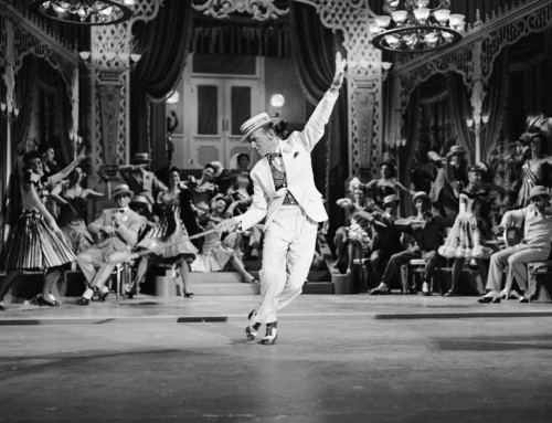 """Fred Astaire Dancing in  """"Easter Parade"""""""