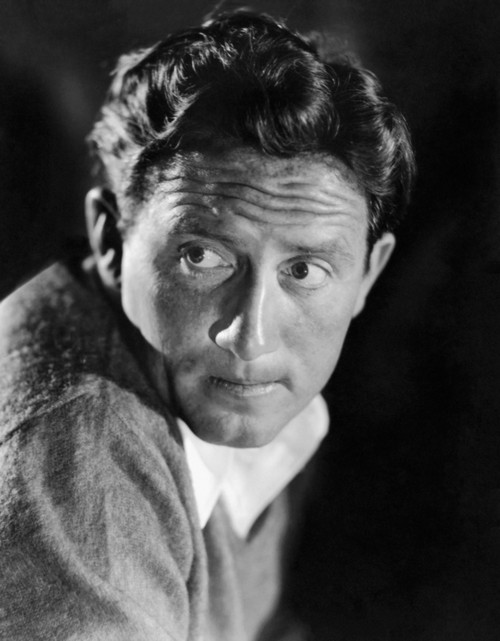 Spencer Tracy Handsome Star Actor
