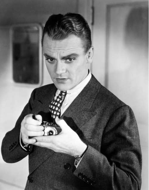 """James Cagney """"Picture Snatcher"""""""
