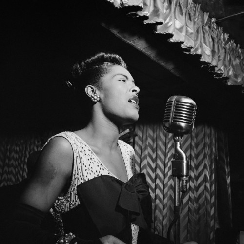 Billie Holiday at the Downbeat