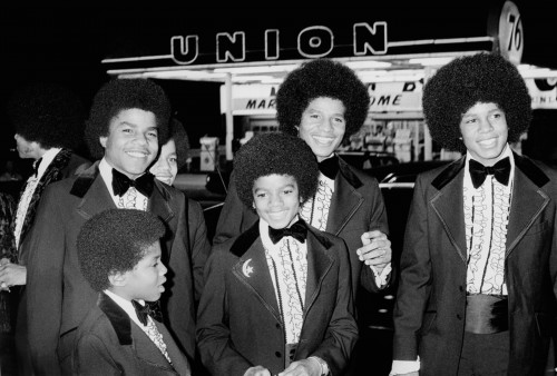 The Jackson 5 at the Image Awards