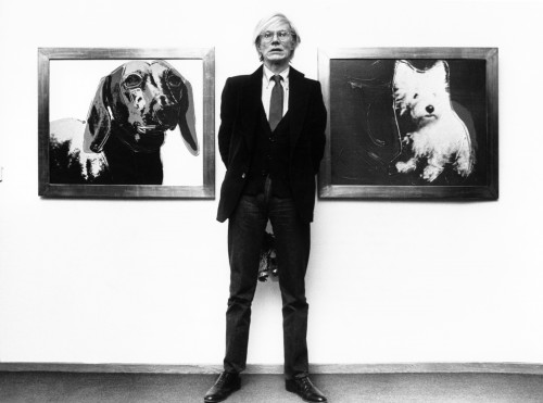 Andy Warhol Exhibition in Sweden