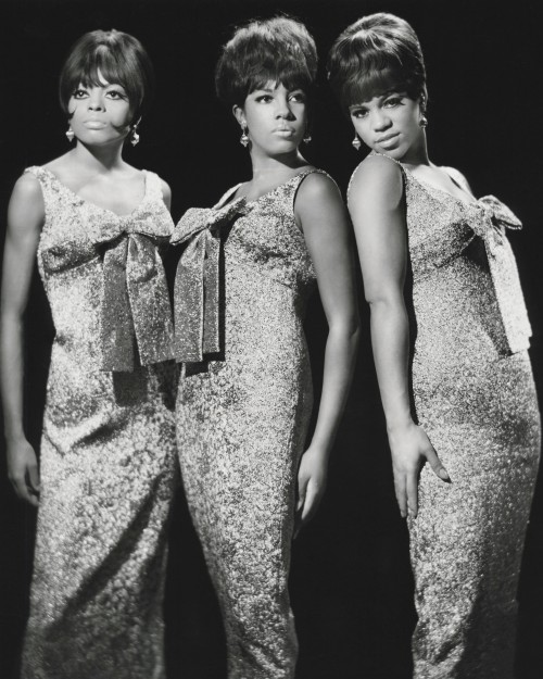 The Supremes in Sequins