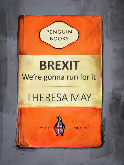 Brexit by Theresa May