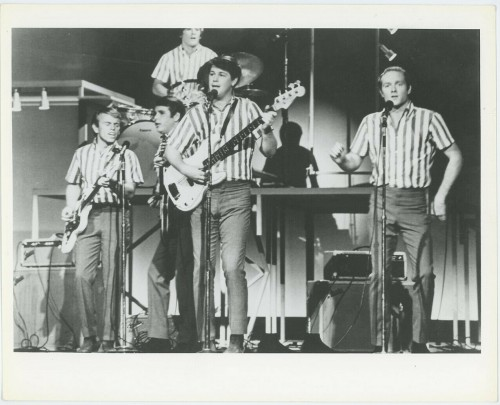 Beach Boys Performing Live on Stage Early 1960's