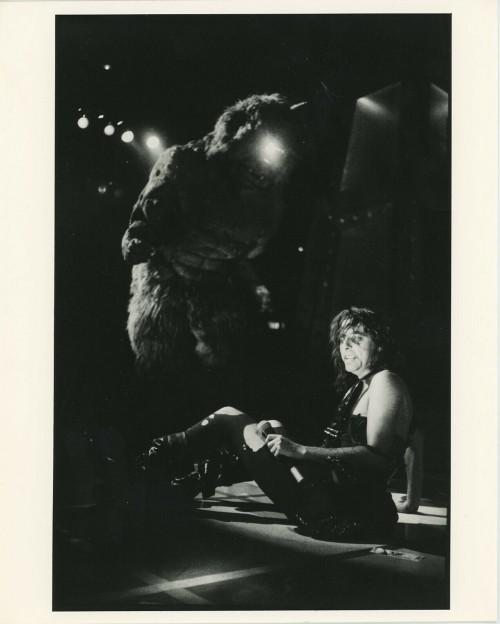 Alice Cooper Show in 1975